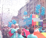 7-Way Confetti Cannon - Pride In London